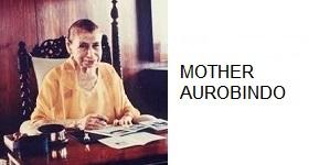 MotherAurobindo